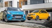 Comparatif Hyundai i10 VS Renault Twingo : petites ambitions