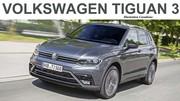 Une troisième génération de Volkswagen Tiguan en 2022