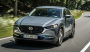 Essai Mazda CX-30 Skyactiv-X : SUV premium méconnu ?