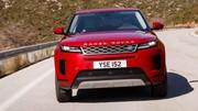 Range Rover Evoque P300e : l'hybride anti-taxe !