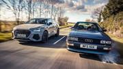 Audi Quattro vs RS Q3 : l'évolution de l'espèce