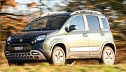 Essai Fiat Panda Cross 4×4 : Le cabri transalpin