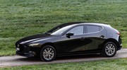 Essai Mazda 3 Skyactiv-X 180 AWD