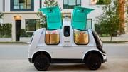 Le véhicule autonome de livraison Nuro R2 autorisé à circuler en Californie