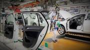 Crise du Coronavirus : déjà 1,5 million de voitures perdues pour les constructeurs