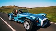 Caterham présente sa Super Seven 1600 : la plus puissante jamais conçue