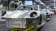 Porsche : près de 10 000 € de bonus pour les employés en 2019