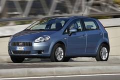 Fiat Grande Punto Natural Power : ça gaze pour elle