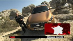 Emission Turbo : Infiniti en France, Piaggio MP3, I way