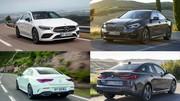 Comparatif des BMW Série 2 Gran Coupé et Mercedes CLA