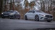 Comparatif vidéo - BMW Série 2 Gran Coupé VS Mercedes CLA : concours d'élégance