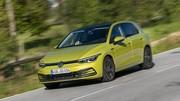 Essai et mesures de la Volkswagen Golf 8 TSI 130