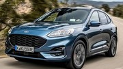 Ford Kuga : représentation électrique multicarte