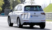 La future gamme Volkswagen R réunie au Nürburgring