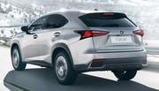 Lexus NX450+ : la première hybride rechargeable de la marque ?