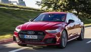 Essai Audi A7 55 TFSI e Quattro : à brancher