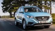 MG ZS EV : à partir de 29 990 €