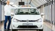 La VW e-Golf prolongée suite aux soucis électriques de l'ID.3