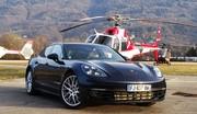 Essai Porsche Panamera 4 E-Hybrid : écologique express