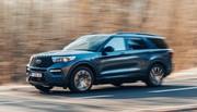 Essai Ford Explorer : l'Amérique… branchée !