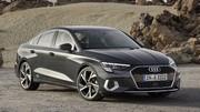 Audi A3 berline (2020) : tout savoir sur l'Audi A3 à 4 portes !