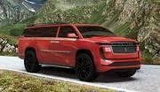 Triton H : un giga SUV électrique américain qui promet 1.100 km d'autonomie !