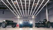 Karma Revero GTE (2021) : sérieuse concurrence pour la Model S ?