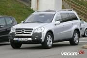 Mercedes GL : Un petit facelift de circonstance