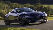 Essai Aston Martin V8 Vantage (2020) : une classe à part