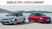 Quelle Opel Corsa choisir ?