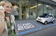 Car2go : Smart en libre service en Allemagne