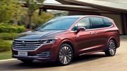 Volkswagen : Viloran, le monospace du bout du monde