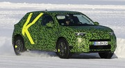 L'Opel Mokka abandonne son X et adopte la propulsion électrique