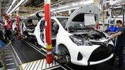 L'usine Toyota de Valenciennes rouvre ses portes
