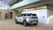 Land Rover Evoque et Discovery Sport : Place à l'hybride rechargeable