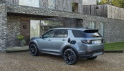 Land Rover Discovery Sport : aussi en P300e hybride rechargeable