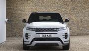 Range Rover Evoque et Discovery Sport P300e hybrides rechargeables : verts mais bien mûrs