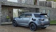 Land Rover : Range Evoque et Discovery Sport disponibles en hybride plug-in