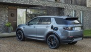 Land Rover Discovery Sport et Evoque PHEV : hybride rechargeable et trois cylindres