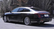 "Hongqi H9 : la Rolls ""made in China"""