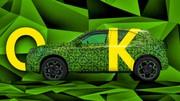 Opel Mokka (2021) : le nouveau SUV urbain commence à se dévoiler