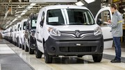 Renault relance sa production en France