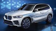 Un BMW X5 fonctionnant à l'hydrogène pour 2022