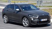 Les premières photos du BMW X2 restylé