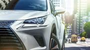 """Lexus NX """"2"""" (2021) : une version hybride rechargeable au programme"""