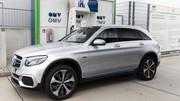 Mercedes renonce au développement des voitures à hydrogène