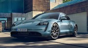 Porsche Taycan : bientôt une version propulsion plus accessible