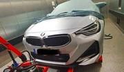 Future BMW Série 2 : est-ce elle ?