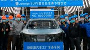 Volkswagen ID.6. Début de pré-production en Chine