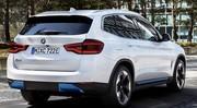 Les premières photos du BMW iX3 en fuite